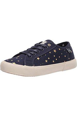 Tom Joule Damen Coast Pump Sneaker, (Star Gazing Stargaze)