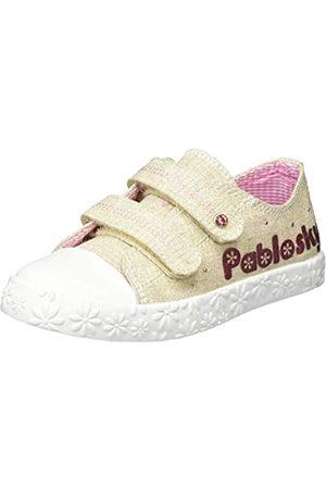 Pablosky Baby Mädchen Niedrige Hausschuhe, ( 961631)