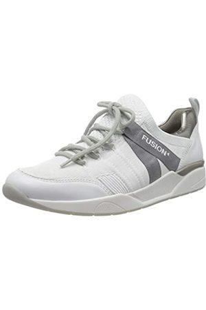 ARA Damen L.A Sneaker, (Weiss, Zinn 13)
