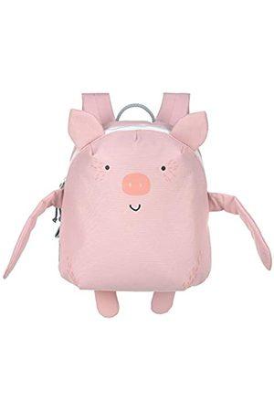 LÄSSIG Kinderrucksack Kindergarten mit Brustgurt ab 3 Jahre/Backpack About Friends, Bo Pig, Schwein, 28 cm, 3