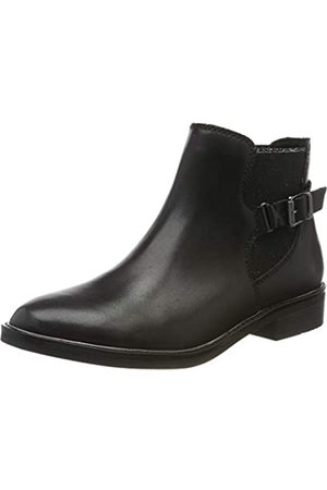 Marco Tozzi Damen 2-2-25300-33 Chelsea Boots, (Black Antic 002)