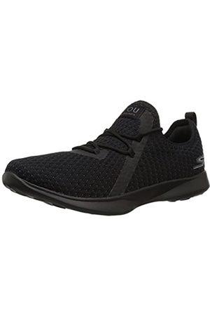 Skechers Damen You Serene Sneaker, (Black 15840-Bbk)
