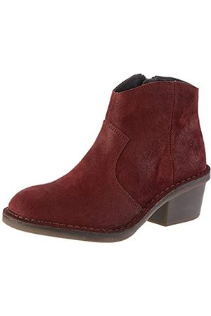 Fly London Damen DARI970FLY Stiefeletten, (Berry 009)