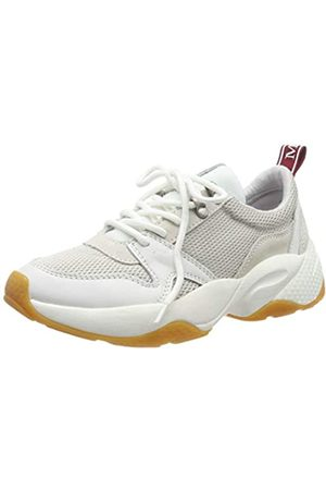 Marc O' Polo Damen 90815233501610 Sneaker, (White 100)