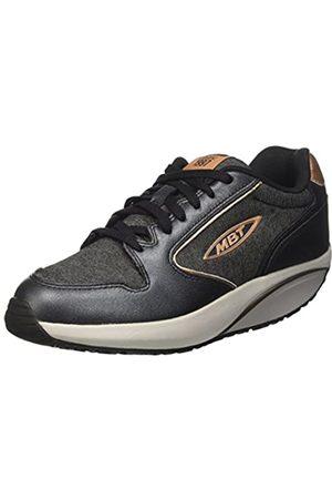 Mbt Damen 1997 Sneaker, Mehrfarbig (Black Rose/ 961Q)