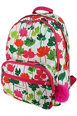 Grafoplas Grafoplas 37500166 Monilico Rucksack mit Tasche für Laptop Blumen