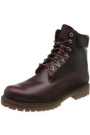 Timberland Herren Heritage 6 Inch Premium Waterproof Stiefel, (Medium Brown Full Grain)