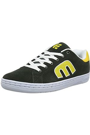 Etnies Calli-cut, Unisex-Erwachsene Skateboardschuhe, (312-Green/White/Yellow 312)