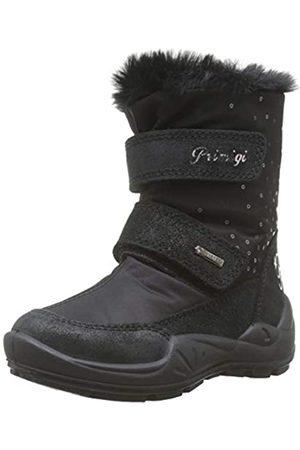 Primigi Baby Mädchen PWI Gore-TEX 43812 Stiefel, (Nero/Nero 4381255)