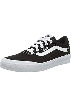 Vans Damen Palomar Sneaker, ((Canvas) Black/True White 1wx)