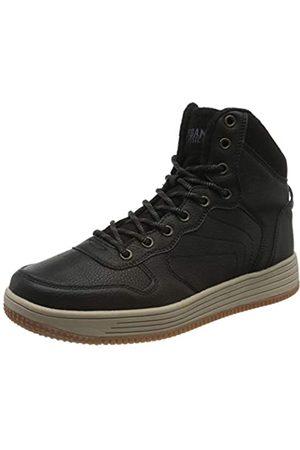 Urban classics Unisex-Erwachsene High Top Winter Hohe Sneaker, (Black 00007)