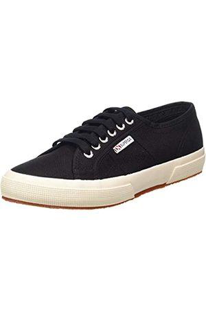 Superga 2750 Cotu Classic, Unisex-Erwachsene Sneaker, (Black S999)