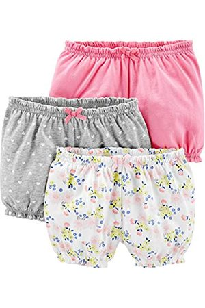 Simple Joys by Carter's Baby Mädchen 3er-Pack Bloomer Shorts