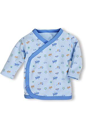 Schnizler Baby-Unisex Flügelhemd Langarm Allover Hemd
