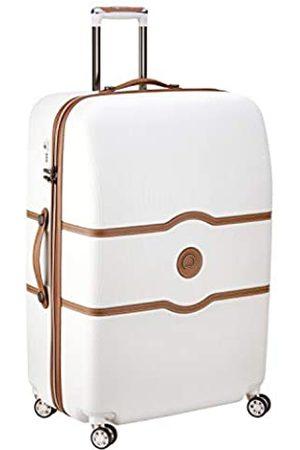Delsey CHATELET AIR Luxus Trolley / Koffer 82cm mit gratis Schuhbeutel und Wäschebeutel 4 Doppelrollen TSA Schloss