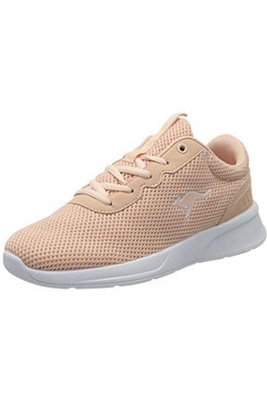 KangaROOS Damen KF-A Deal Sneaker, (Dusty Rose 6058)