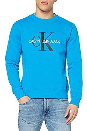Calvin Klein Herren Monogram Reg Crewneck Sweatshirt