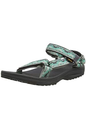 Teva Damen Winsted Womens Sandalen, Mehrfarbig (Monds Waterfall Mwtr)