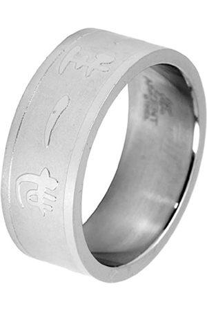 Akzent Unisex-Ring Edelstahl Gr.60 (19.1) 001150060008