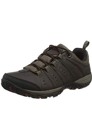 Columbia Herren Woodburn Multisport-Schuh, (Cordovan, Garnet Red 231)