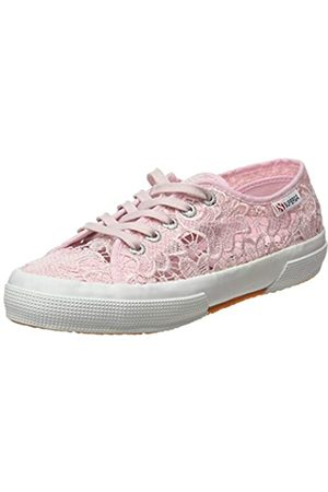 Superga Damen 2750-macramew Gymnastikschuhe, Pink (Pink W0i)