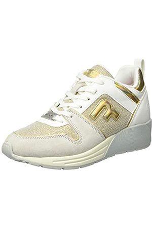 Replay Damen Ice - PLUGIN Sneaker, (Iriscent Platinum 2800)