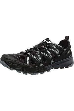 Merrell Herren Choprock Shandal Aqua Schuhe, (Black)