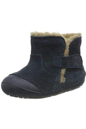 Primigi Baby Jungen PLE 44001 Stiefel, (Navy 4400100)
