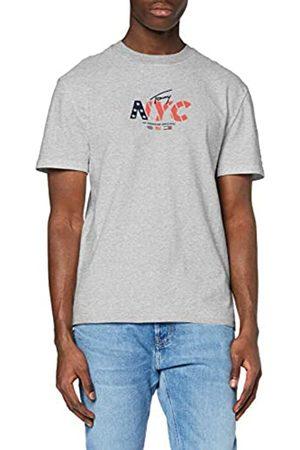 Tommy Hilfiger Herren TJM NYC Small Logo Tee Sport T Shirt