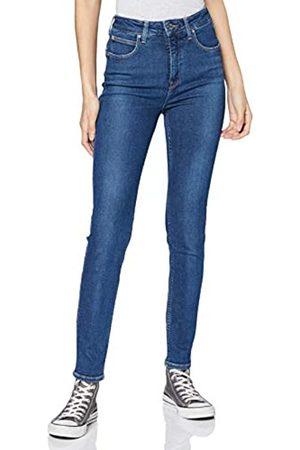 Lee Damen Scarlett Ultra High Body OPTIX Skinny Jeans