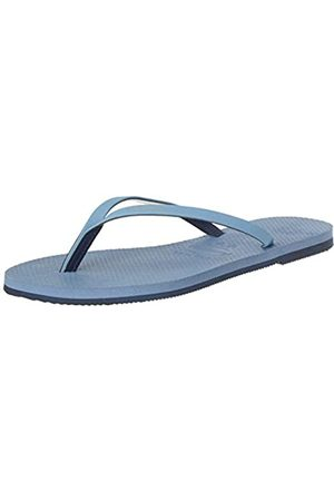 Havaianas Damen You Rainbow Pop Zehentrenner, (Infinite Blue 7604)