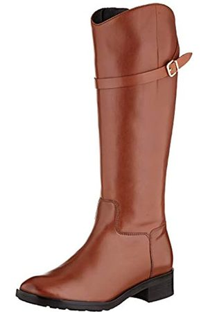 Högl Damen Highness Reitstiefel, (Tabacco 2300)