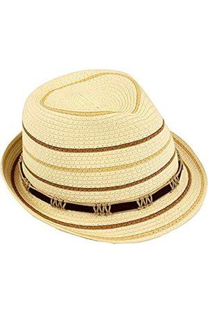 Eferri Damen Sombrero Borsalino Sonnenhut