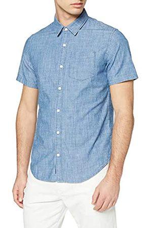 Superdry Herren Loom S/S Shirt Freizeithemd
