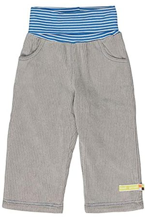 loud + proud Jungen Elastische Cord Bio Baumwolle, GOTS Zertifiziert Hose