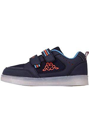 Kappa Unisex-Kinder MASPER Kids Sneaker, (Navy/ 6744)