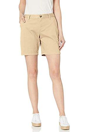 Amazon Damen Chino-Shorts, 17,8 cm Schrittlänge