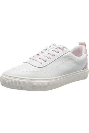 Marc O' Polo Damen 00215823503100 Sneaker, (White/Rose 118)