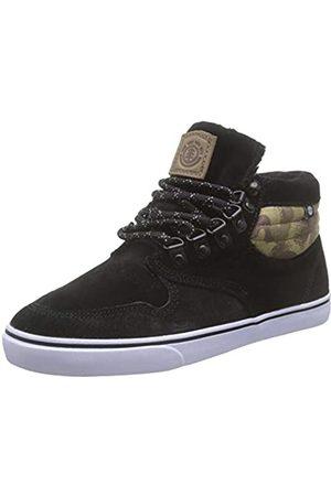 Element Jungen Y Topaz C3 Mid Sneaker, (Black Camo 1451)