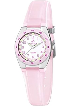 Calypso Watches Damen-Armbanduhr XS K6043 Analog Quarz Plastik K6043/B