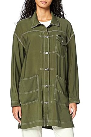 Lee Damen Elongated Duster Coat Mantel