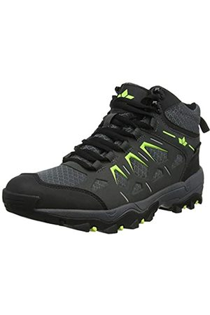 LICO Herren Sierra High Trekking- & Wanderstiefel, (Anthrazit/Lemon Anthrazit/Lemon)