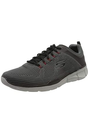Skechers Herren Equalizer 3.0-52927 Sneaker, (Charcoal Black Ccbk)