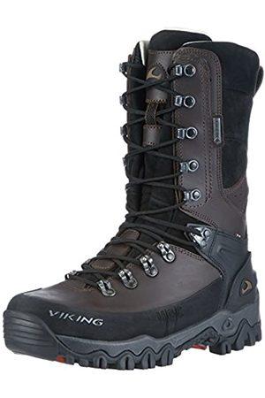 Viking Unisex-Erwachsene Hunter HIGH GTX Jagdstiefel, (Dark Brown)