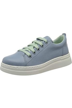 Camper Mädchen Runner Up Kids Sneaker, (Medium Blue 420)