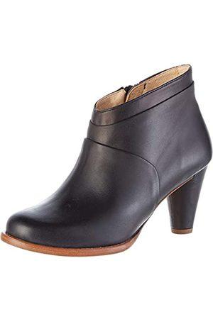 Neosens Damen S961 Restored Skin Beba Kurzschaft Stiefel, (Ebony Ebony)