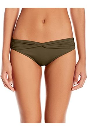 Seafolly Damen Twist Band Hipster Bikinihose