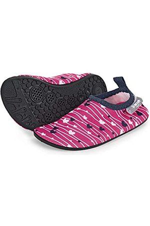 Sterntaler Baby Mädchen Aqua-Schuh Slipper, Pink (Magenta 745)