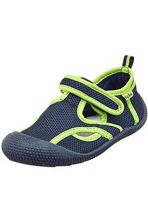 Playshoes Unisex-Kinder UV-Schutz Sandale Aqua Schuhe, (Marine/ 787)