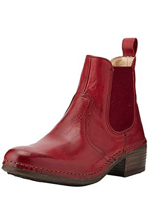 Neosens Damen Dakota Medoc Kurzschaft Stiefel, (Carmin S3077)